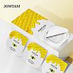 Ночная очищающая маска для лица Jomtam Honey Peptide с экстрактом меда (упаковка 6 штук), фото 2