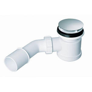 Сифон для душевых поддонов ТМ McAlpine HC252588B Англия, фото 2