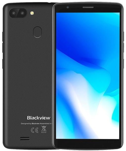 Смартфон Blackview A20 Pro 2/16GB Grey Black