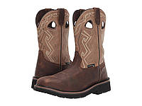 Ботинки/Сапоги (Оригинал) Wolverine Rancher Aztec Steel-Toe Wellington Work Boot Bone, фото 1