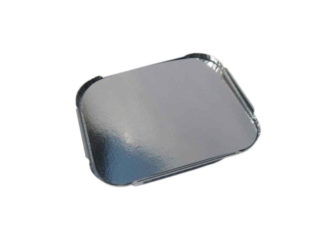 Набір кришок металізованих до контейнера 430мл (100шт) SL 24 ТМЛИС БОРИС