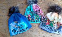 Весенняя шапочка  нинзяго
