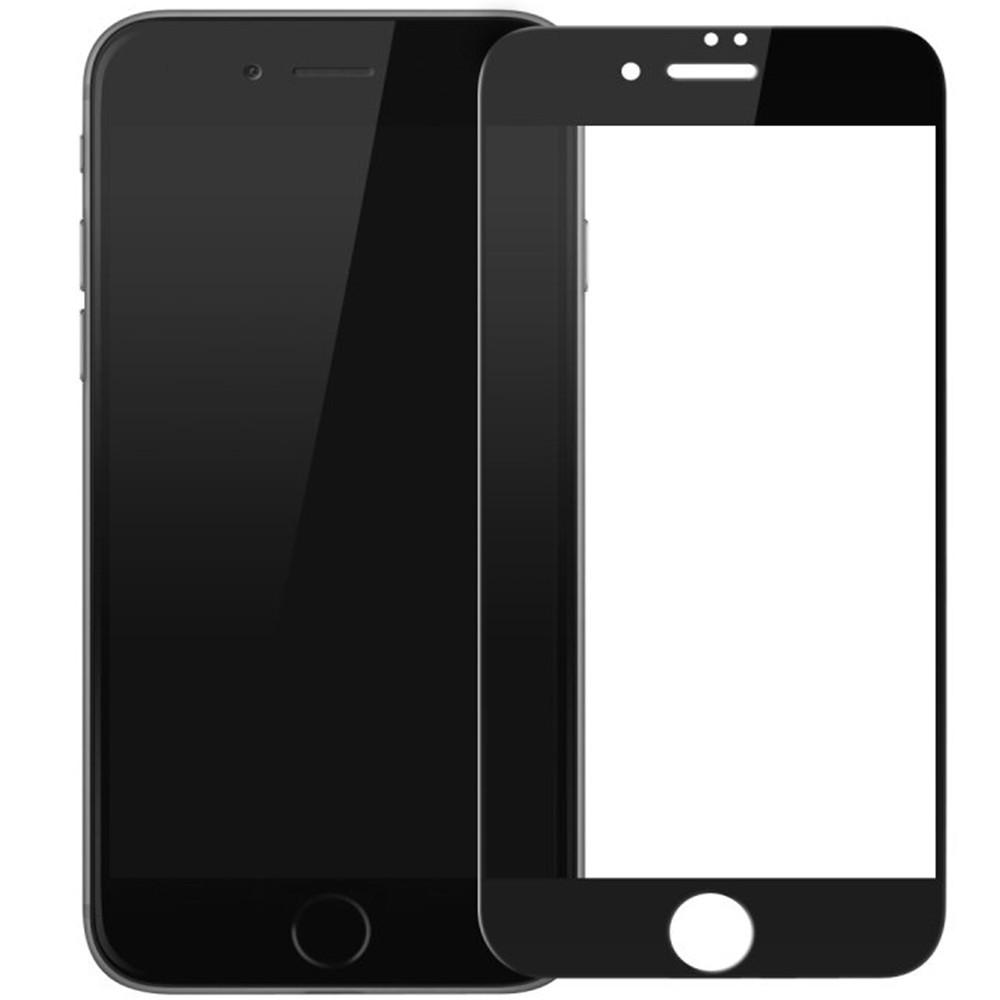 Захисне скло для Apple Iphone 7/8 Glasscove 9H 0.33 мм 2.5 D Black (0212)
