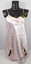 Ночная рубашка атласная №20 размер M (42-44)