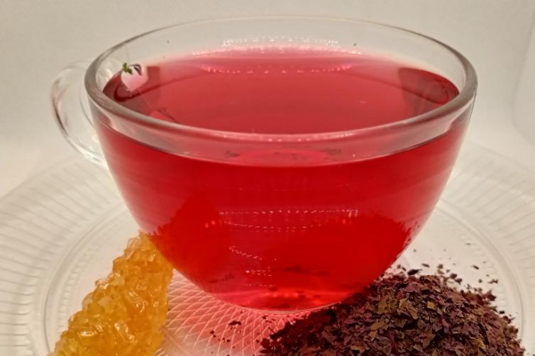 Амарантовый чай