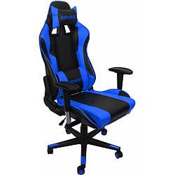 Кресло геймерское Bonro 2011-А синее