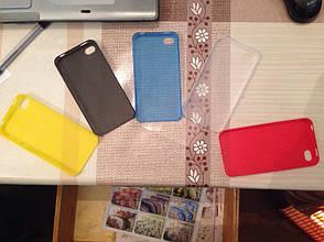Чехол для iPhone 4 и 4s (прозрачный, матовый) Ультратонкий 0.3 mm , фото 2