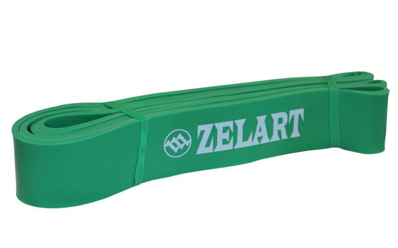 Резина для подтягиваний Zelart размер 2080x45x4,5мм ,нагрузка 30-80кг,L