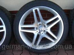 "Колеса AMG 21"" Mercedes ML W166, GL W166X"