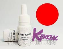 Пищевая краска Rain Unic Красная