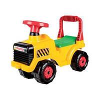 """Машинка детская """"Трактор"""""""