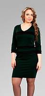 Платье «Виктория» Французский трикотаж 46-52