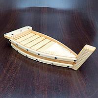 """Лодка для подачи суши """"Пекин 33"""" бланже"""