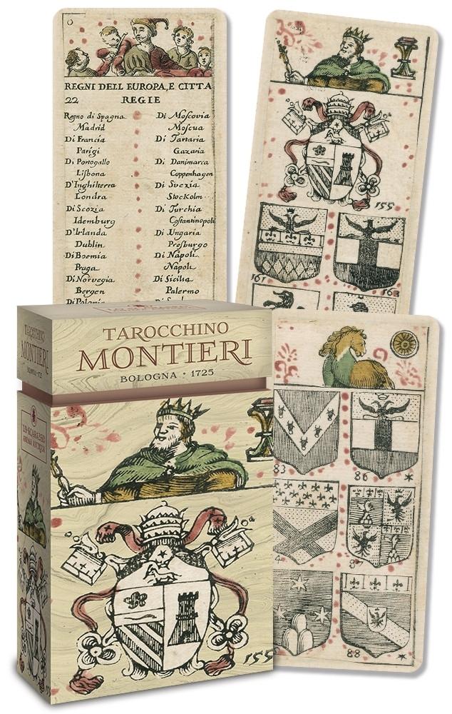 Tarocchino Montieri/ Тарокки Монтьери