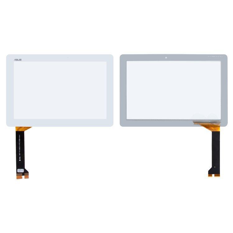 Тачскрин (сенсор) для планшета Asus ME102A K00F V3.0 белый Оригинал