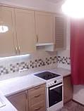 Кухня на заказ МДФ крашеный с фрезеровкой, фото 5