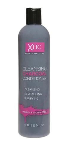 Кондиціонер для волосся 400 мл Cleansing Charcoal 5060120167460