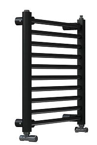 Рушникосушка Hitzes 510x500x120 водяна, Black чорна, WRB 950