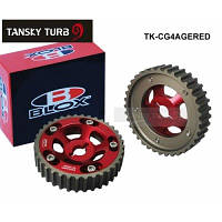 1Pair/unit Tansky - CAM GEAR Toyota All Models 84-89 4AGE (Blue,Red) TK-CG4AGERED Default Color is Red