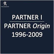 Peugeot Partner l /Partner Origin 1996-2009