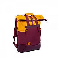 RIVACASE 5321 красный рюкзак для ноутбука 15.6 дюймов
