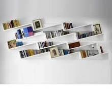 Декоративные и книжные полки