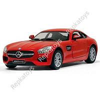 Kinsmart Mercedes-AMG GT (ОПТОМ) KT 5388 W