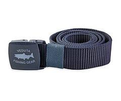 Ремень c пластиковой пряжкой Veduta Nylon Belt Navy