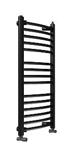 Рушникосушка Hitzes 860x500x120 водяна, Black чорна, WGB 1550