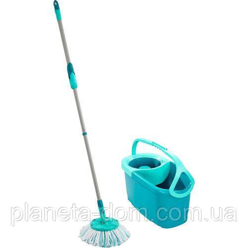Набор для мытья полов Leifheit CLEAN TWIST Disc Mop Ergo