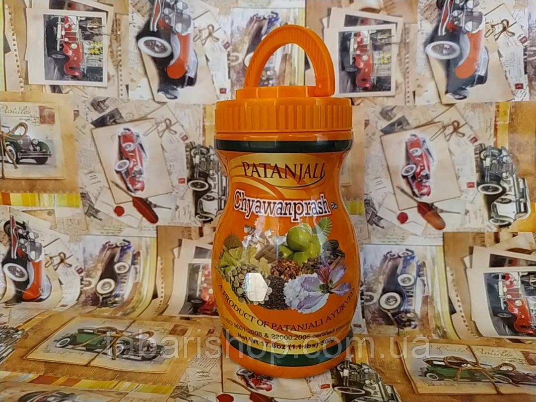 Чаванпраш Патанджали плюс, Сhyawanprash Patanjali Plus, 500 гр
