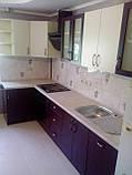 Кухня на заказ МДФ крашеный матовый, фото 2