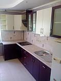 Кухня на заказ МДФ крашеный матовый, фото 3