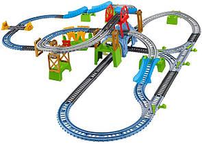 Большая железная дорога 6 в 1 Томас и друзья Thomas & Friends Trackmaster 6-in-1 Builder Set Fisher-Price