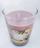 Свечи ароматизированные в стакане Биспол Bispol SPA 68 часов горения, фото 5