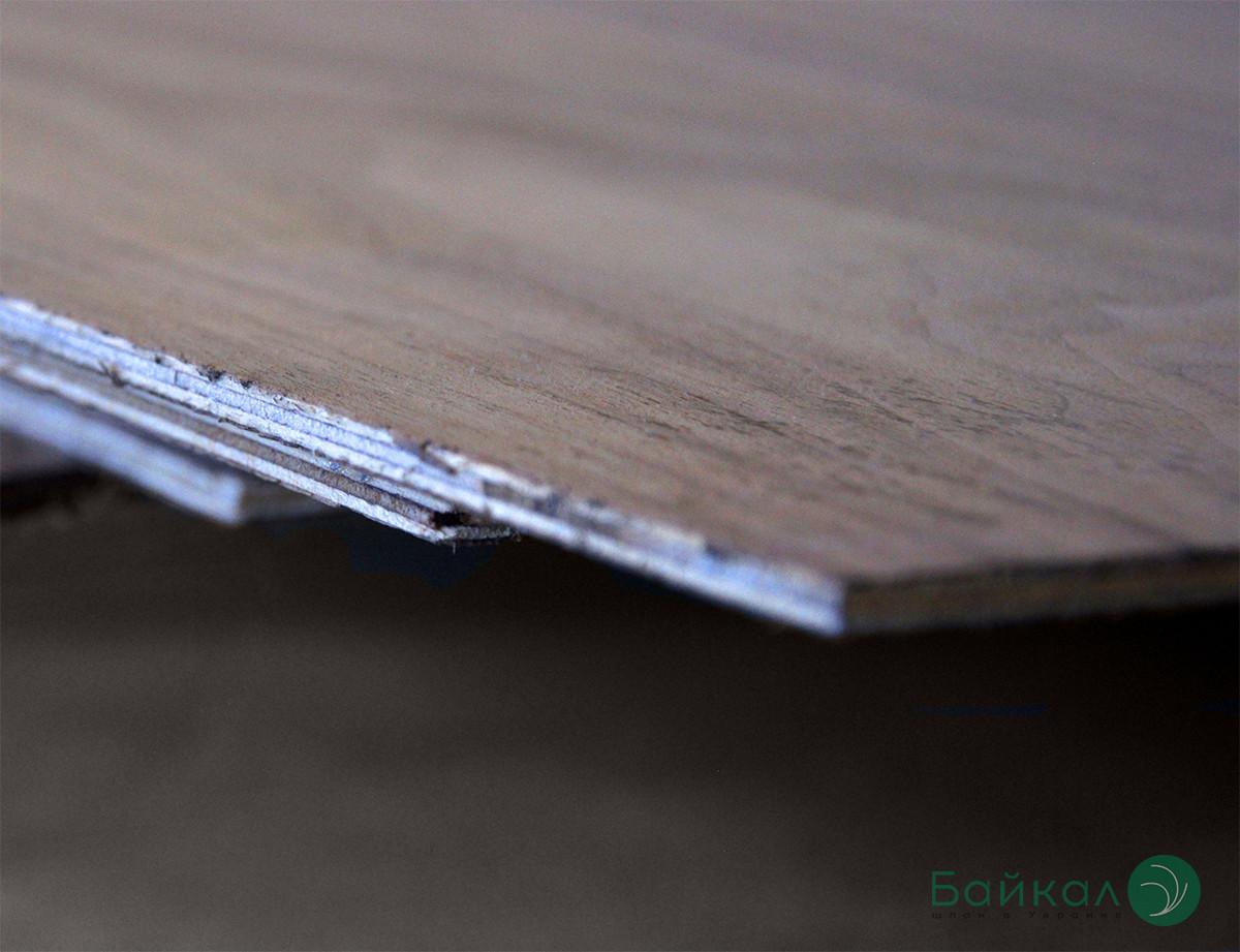 Фанера покрытая шпоном Ореха Американского — 5 мм 2,5х1,25 м