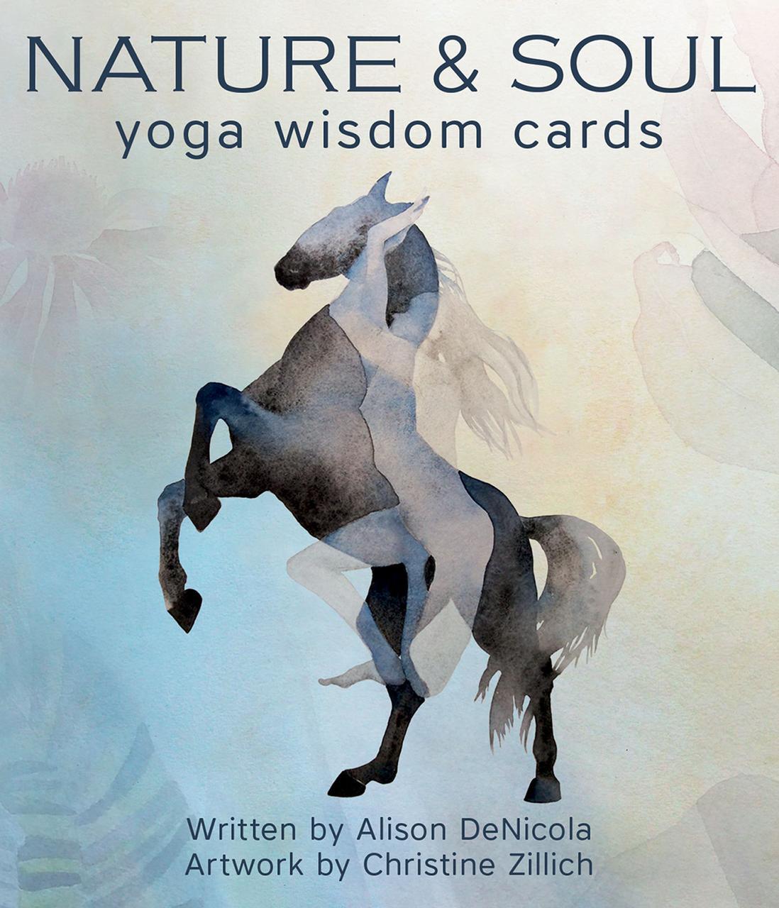 Nature & Soul Yoga Wisdom Cards/ Природа і Душа. Йога Мудрість