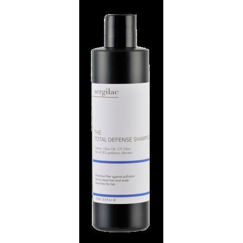 Sergilac Защитный шампунь для волос 250 мл
