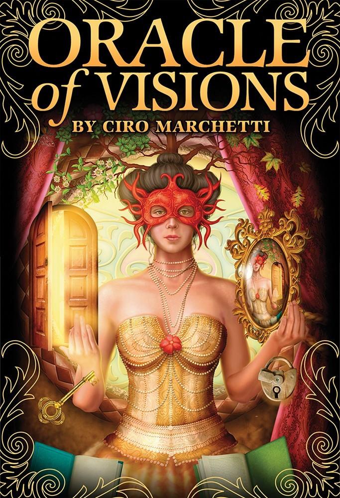 Oracle of Visions/ Оракул Видений Чиро Маркетти