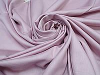Ткань для пошива постельного белья сатин гладкокрашеный Пыльная Роза, фото 1