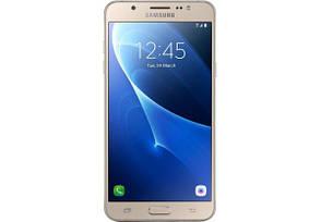 Смартфон Samsung Galaxy J7 (J710F) 2016 Gold Stock B-, фото 2