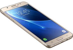 Смартфон Samsung Galaxy J7 (J710F) 2016 Gold Stock B-, фото 3