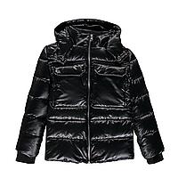 Утепленная куртка для мальчика  Mek 203MHAA006-290 черная 152-173, фото 1
