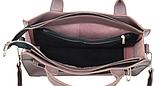 Сумка Lucherino 651 лиловая, фото 2