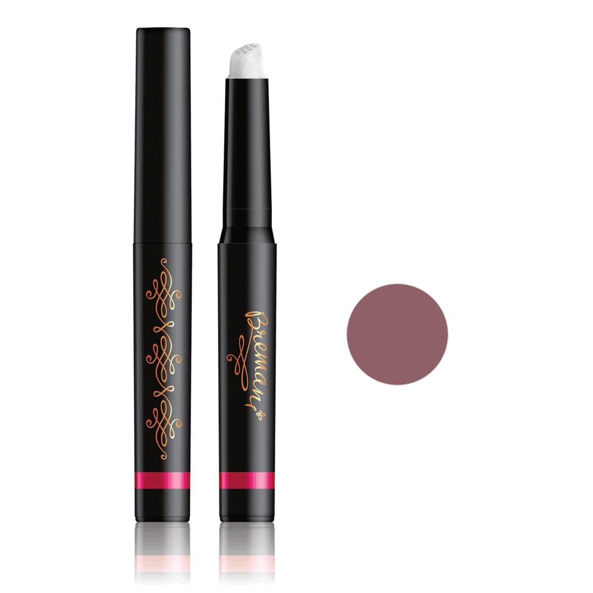 """Lipstick Caramel Помада """"Карамель"""" с фибровым аппликатором, Bremani, NSP, НСП, Италия."""