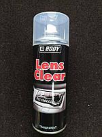 Лак для фар Lens Clear от BODY , 400 мл прозрачный