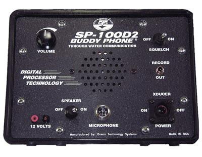 Надводная станция гидроакустической связи OTS SP-100D-2