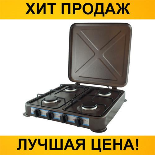 Sale! Газовая плита-таганок Dоmotec MS-6604- Новинка
