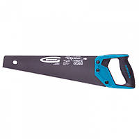 """Ножівка по дереву """"PIRANHA"""" 400 мм, 11-12 TPI, гартований зуб-3D, тефлонове покриття, двокомпонентна рукоятка,"""