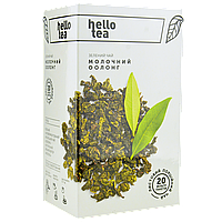 Чай пакетированный Hello tea Oolong milk 20шт Молочный улун, фото 1
